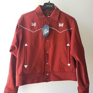 Nepenthes Needles Piping Cowboy Jacket
